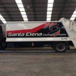 Bodegas Santa Elena se quedó con el servicio de recolección de residuos