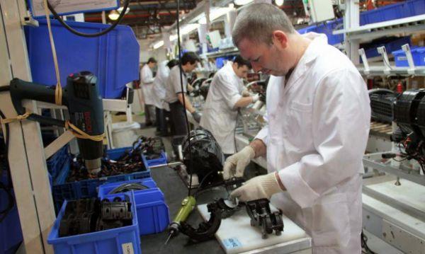 La gobernadora colocó en la columna del Debe a la situación industrial fueguina, que no ha logrado diversificarse.