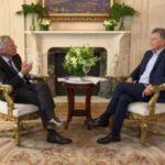"""Macri habló de las """"mafias"""" que perjudican la llegada de cruceros a Tierra del Fuego"""