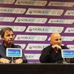Jorge Sampaoli brindó una conferencia de prensa en Ushuaia