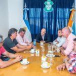 El municipio colaborará en la organización del Seven del Fin Del Mundo
