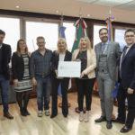 Bertone y la embajadora de Italia anunciaron la realización del Primer Foro Científico Tecnológico Ítalo-Argentino