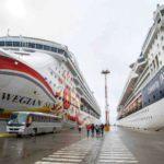 Más de 4000 visitantes desembarcaron en el puerto de Ushuaia