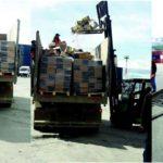 Bromatología municipal decomisó 20 mil kilos de merluza