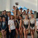 Excelente performance del equipo riograndense de Gimnasia Artística