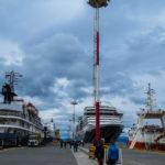 Fin de semana largo: unos 10 mil turistas llegaron a Ushuaia a bordo de cruceros