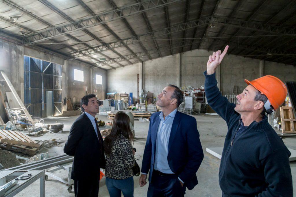 Este Centro Tecnológico será el primero de la Patagonia y se suma a otros cinco de todo el país que también se encuentran en etapa de construcción. La inversión en el mismo es de 11 millones de pesos, y contemplando el equipamiento de última generación con el que será dotado, asciende a los 25 millones de pesos.