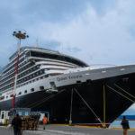 El crucero Queen Victoria recaló por primera vez en el Puerto de Ushuaia