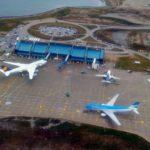 Instalan cámaras de seguridad en el aeropuerto de Ushuaia