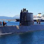 """Fue declarado por la provincia como """"año de los 44 héroes del submarino Ara San Juan"""""""
