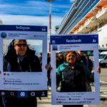 El puerto de Ushuaia sigue recibiendo a miles de pasajeros