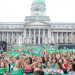 #AbortoLegalYa un grito nacional
