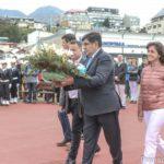 Conmemoraron 240 años del natalicio de San Martín