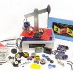 Comenzarán a trabajar en las escuelas con kits de robótica y tecnología satelital
