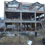 Los trabajadores de la construcción escapan a la crisis en suelo fueguino