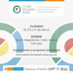 """Se realizará en Ushuaia el """"Primer Foro Científico Tecnológico Ítalo Argentino"""""""