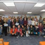 Tecnología satelital para jóvenes: presentaron el Programa 2MP