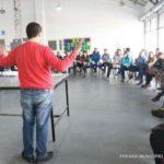 Emprendedores locales reciben capacitación