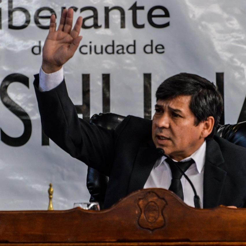 El presidente del Concejo Deliberante de Ushuaia, Juan Carlos Pino, además vicepresidente del PJ fueguino, habló ayer con Radio Universidad 93.5 sobre las perspectivas para el 2019 y expuso sus aspiraciones de conformar un nuevo frente, que reúna partidos que se sumaron en la propuesta electoral de 2017.