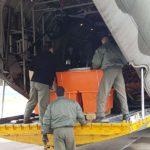 Partió el tercer embarque de insumos hacia la Antártida