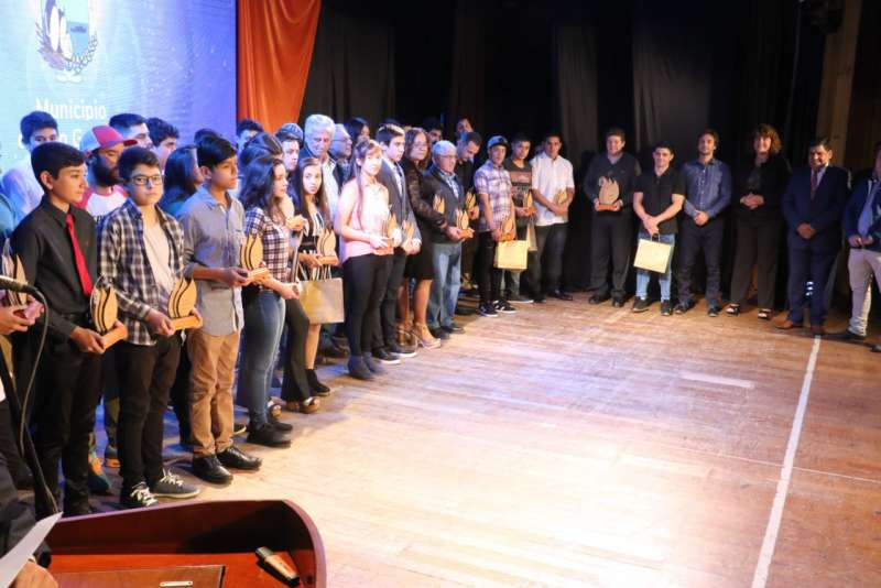 Se celebró la V Edición de los premios Ciudad de Río Grande.