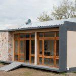 La Casa EcoSolar de la Fundación Andina