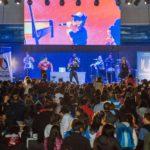 Miss Bolivia hizo bailar a Ushuaia