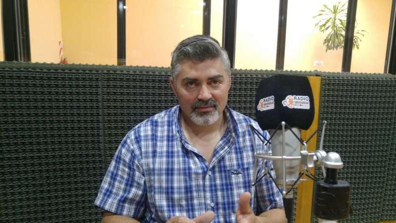 Daniel Parún, propietario de Granja Porcina, fue entrevistado por el programa 'Buscando el Equilibrio' que se emite por Radio Universidad (93.5 MHZ), donde contó sobre sus emprendimientos.