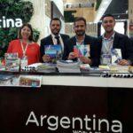 Ushuaia junto a ciudades patagónicas, realizó la promoción de la región en Colombia