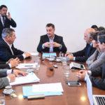 El senador Catalán Magni buscará convertir en ley la prórroga de la 19640