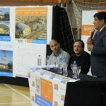 Microestadio en Río Grande Arcando firmó el contrato para la construcción por más de 368 millones