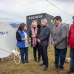 Bertone e Ibarra inauguraron los puntos digitales de Almanza y Tolhuin