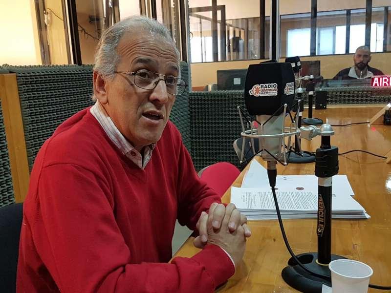 """El Dr. Eduardo de la Puente, abogado de la empresa Lenga Patagonia S.A., dialogó con Radio Universidad 93.5 el estado de la causa vinculada con la venta de la estancia María Cristina, que data de """"20 ó 25 años"""", que posteriormente fuera arrendada a la empresa Glisud, y vendida por ésta a terceros."""
