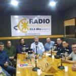 El Observatorio Malvinas desembarcó en Radio Universidad