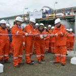 ENAP e YPF inauguran ampliación de proyecto de gas y crudo de 354 millones de dólares