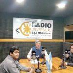 El ministro Álvarez dijo que por el momento no hay fondos para ningún tipo de aumento