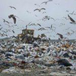 Ingresan solamente 100 toneladas diarias al basural