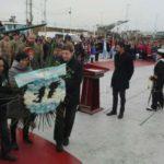 Miles de riograndenses participaron del acto y desfile por el día del veterano y los caídos en Malvinas