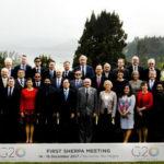 El G20 llega a Ushuaia