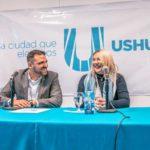 Vuoto y Bertone firmaron el convenio para la terminalidad de estudios secundarios con modalidad semipresencial