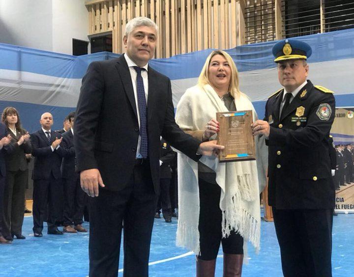 133º aniversario de la Policía Provincial