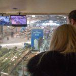 Bertone visitó moderno aserradero en Tolhuin