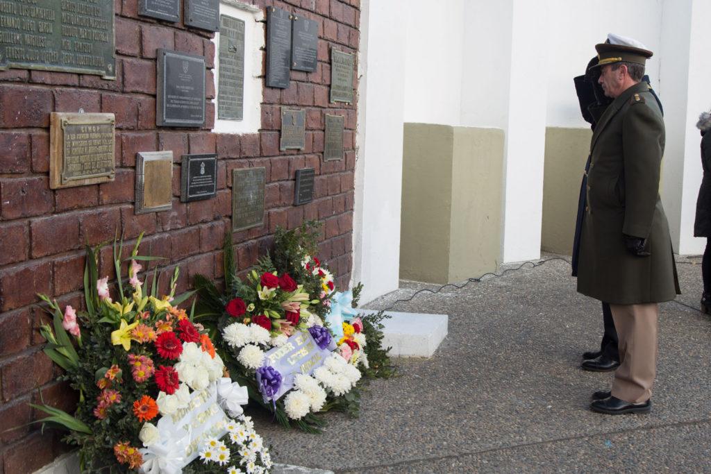 La visita del Dr. Vargas, se dio en el marco del34º aniversario de la tragedia delLearJetde la Gobernación, donde perdiera la vida el ese entonces gobernador Ramón Trejo Noel, su familia y gran parte de su gabinete.
