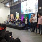 Gran cantidad de jóvenes participaron de la primera Exposición de Videojuegos Argentinos