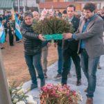 En toda la provincia recordaron a las víctimas del Belgrano