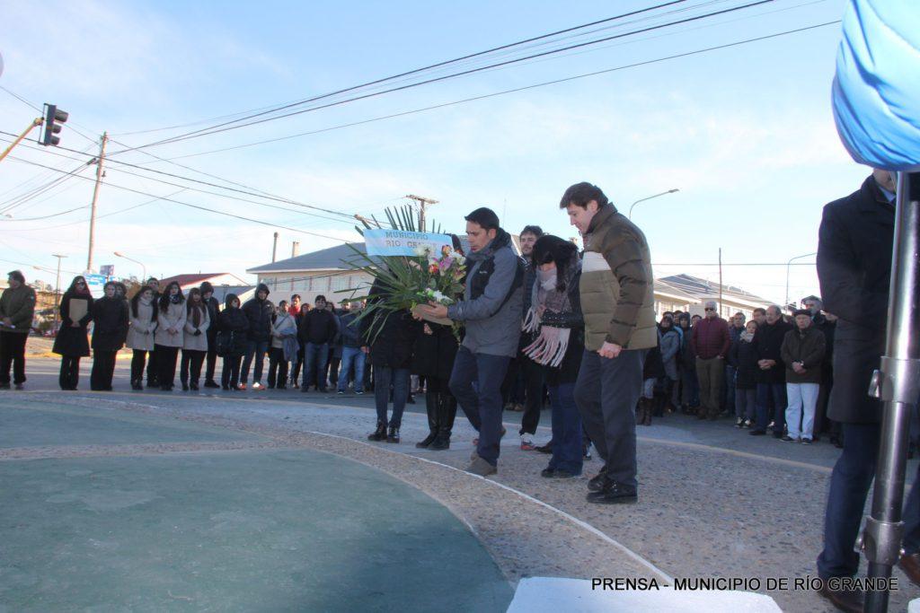 En toda la provincia recordaron a los fallecidos en la tragedia del Lear Jet