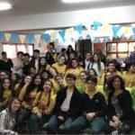 """Más de 800 jóvenes participaron del """"Malvinas en tu Escuela"""""""