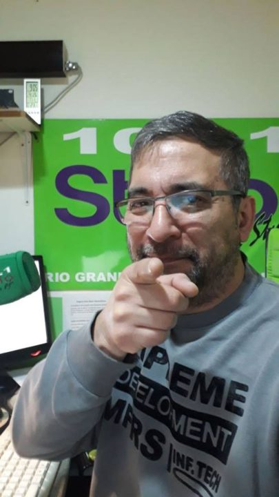 Jorge Murga, otro ícono de la operación técnica.