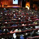 Estudiantes universitarios firmaron convenio para recibir las becas municipales