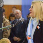 Rosana Bertone entre los cinco mejores gobernadores